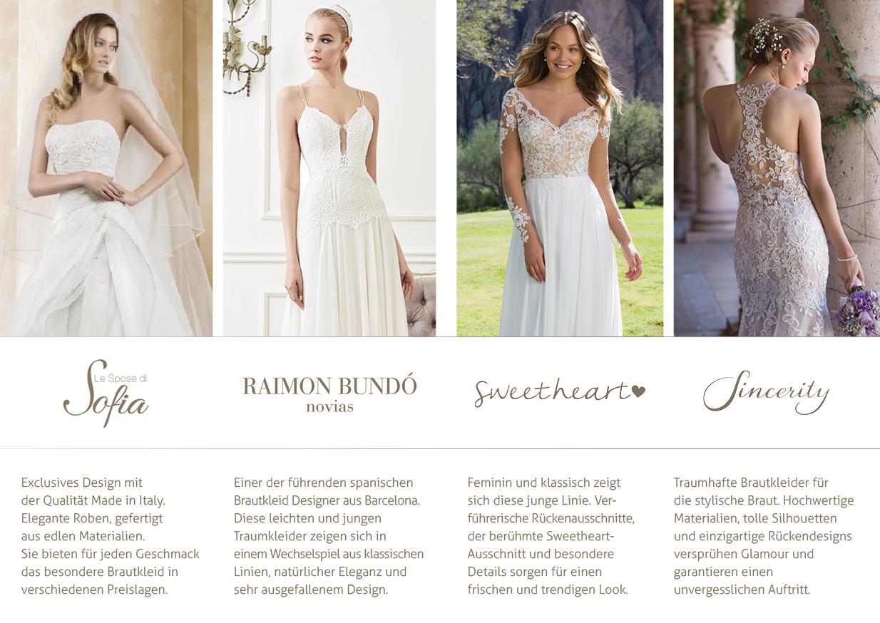 Brautmode - Atelier Birgit Couture